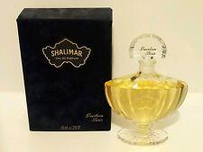 Eau de parfum limited edition SHALIMAR GUERLAIN 60 ml splash