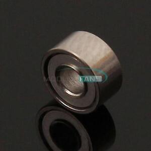 10X MR115ZZ Miniature Metal Shielded Rubber Sealed Bearing Model 5 x 11 x 4mm MO