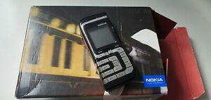 Nokia 7260 (entsperrt) Handy schwarz