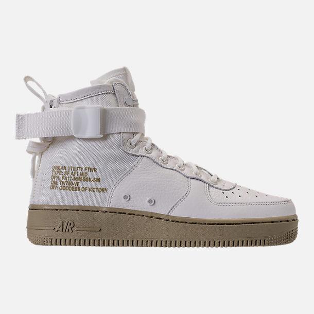 Nike Men AF1 MID 917753 101 size 10.5, 11  Ivory Boots