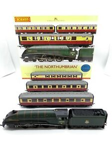 Hornby-R2435-Train-Pack-The-Northumbrian-Andrew-K-McCosh-OO-Mint-amp-Boxed