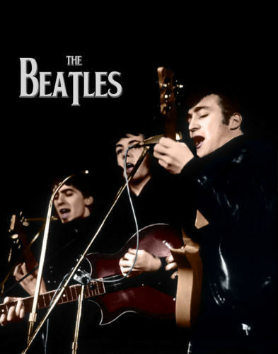 """The Beatles For Sale Photo Print 14 x 11/"""""""