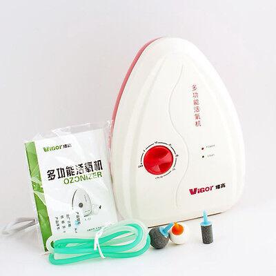 Fruit Vegetables Food Active Ozone Generator Water Air Sterilizer Ozonizer O3 LN