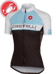 Castelli-Servizio-Corsa-Women-039-s-Team-Cycling-Jersey-Size-XS-2XL-NEW-LOWER-PRICE