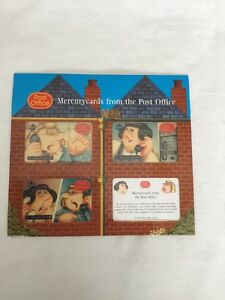 1991 Mercury Telephone Phone Cards Collection Pack - <span itemprop=availableAtOrFrom>Manchester, Greater Manchester, United Kingdom</span> - 1991 Mercury Telephone Phone Cards Collection Pack - Manchester, Greater Manchester, United Kingdom