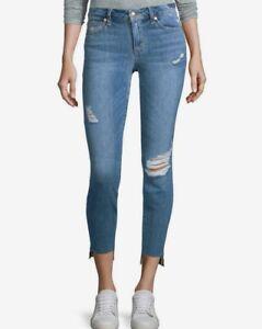 The Orlo Caviglia Jeans Etichetta Nuova Raw Joe's Skinny Con Sz27 Midrise fIU8S7