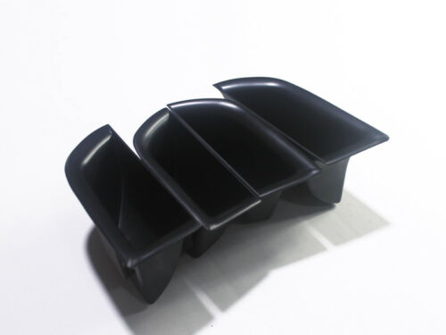 For KIA Sorento 2015-2017 Inner Front/&Rear Door Storage Box Holder Cover 4pcs