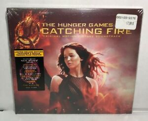 Hunger Games:Catching Fire Deluxe CD, Original Motion ...