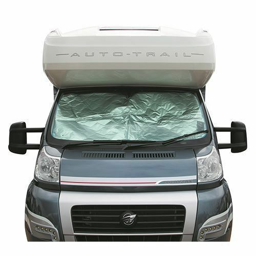 New FORD TRANSIT 2006 On Motorhome 3pc Internal Thermal Window Blinds