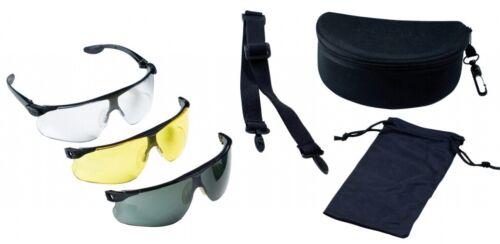 3M™ Peltor™ Schießbrille SET Maxim Ballistic Tac Pack Schießsport Schutzbrille
