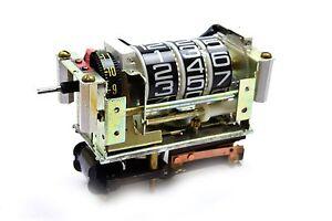 Details about Shikoku Seiki Digital Time clock Motor Japan