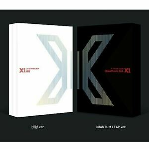 X1 FLY:QUANTUM LEAP 1st Mini Album CD+Photobook+Photocard+Etc+Tracking Number