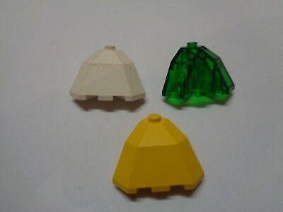 LEGO Brique penchée toit angle Corner Roof Slope Brick 3x3x2 2463 choose color