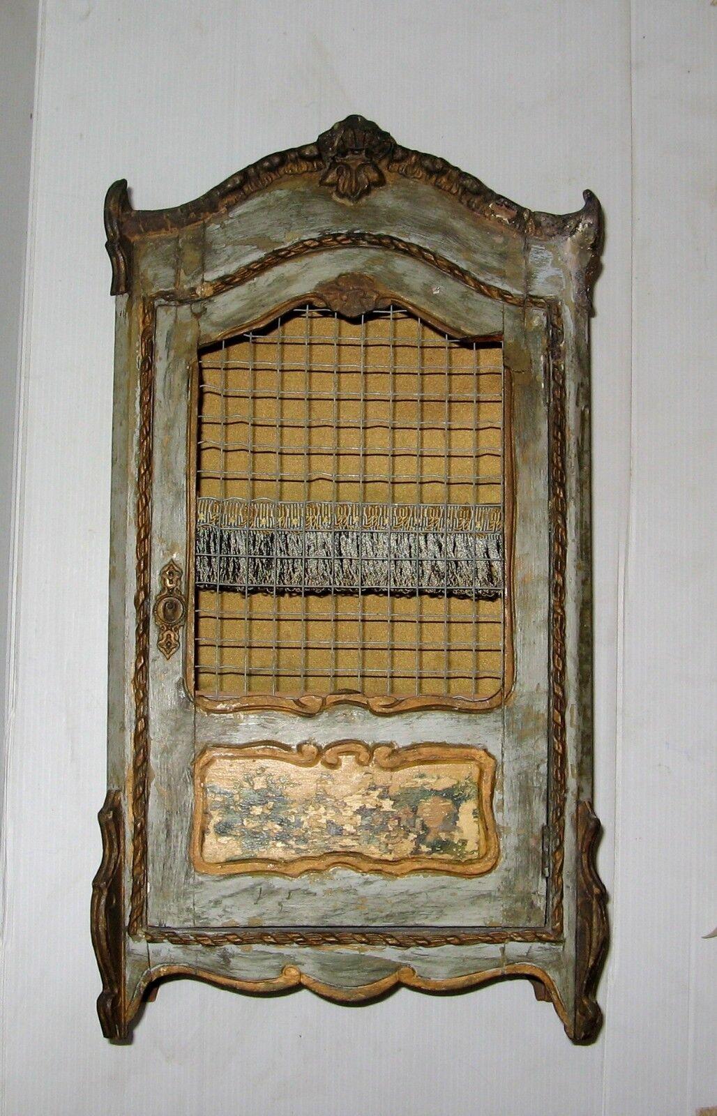 2515   rare    armoire lingère de poupée dinette style vénitien ancienne 19eme  prezzi bassi di tutti i giorni