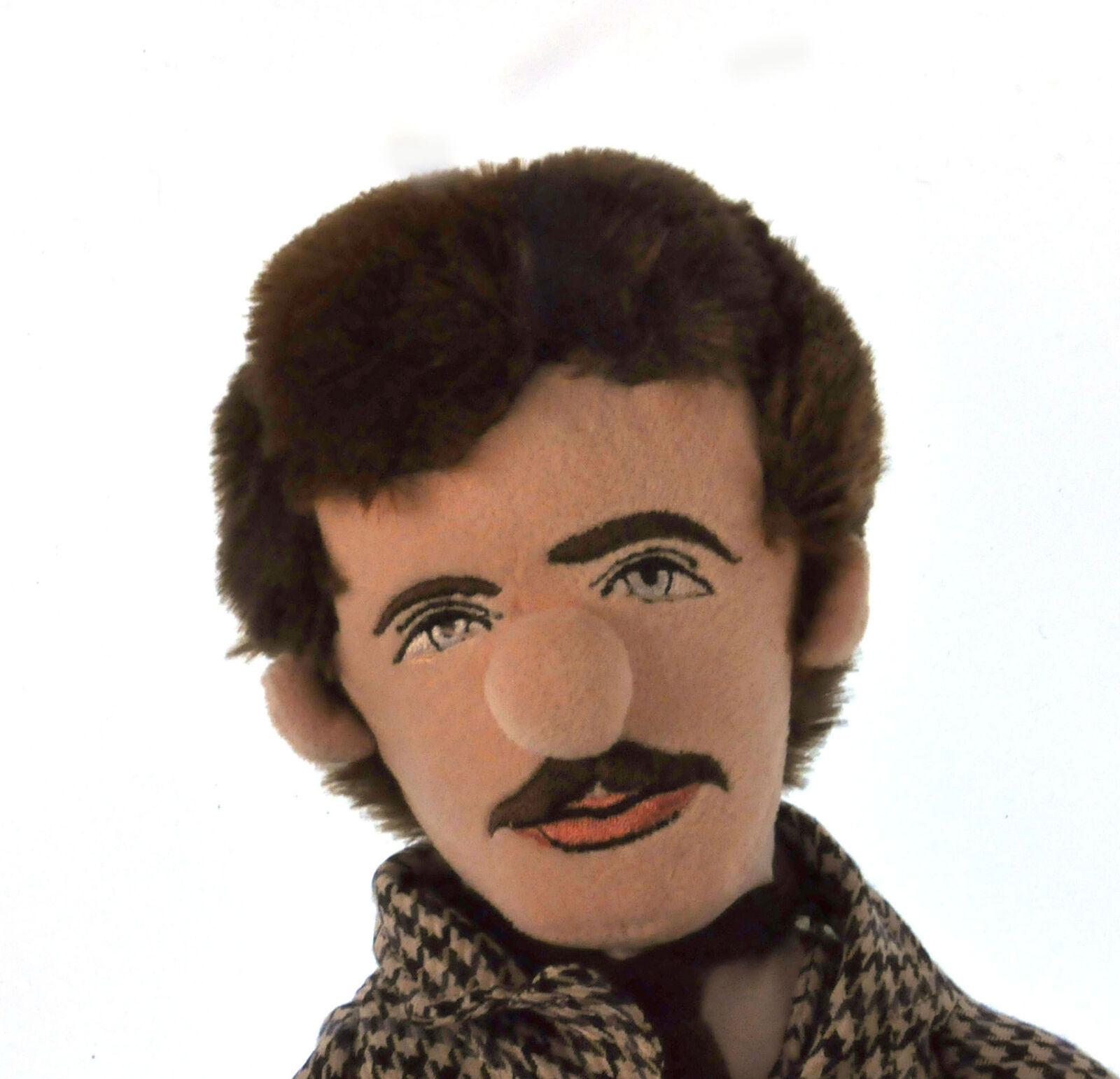 Nikola Tesla Giocattolo Morbido - Little Thinkers Bambola