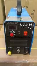 Plasma Cutter CUT50 Inverter 220V Voltage & 58 Consumables 2017 Model 50AMP New