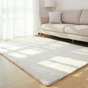 Details About Living Room Carpet Kid Room Play Area Rug Safe Soft Fluffy Home Decor Mat Floor