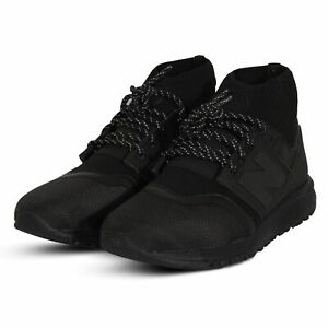 Details about New Balance 247 Mid Classic Sport Men's Lace Up Sneakers Shoes MRL247OB Black 10