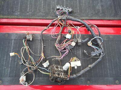 1972 Chevelle Original Standard Dash Wiring Harness | eBay