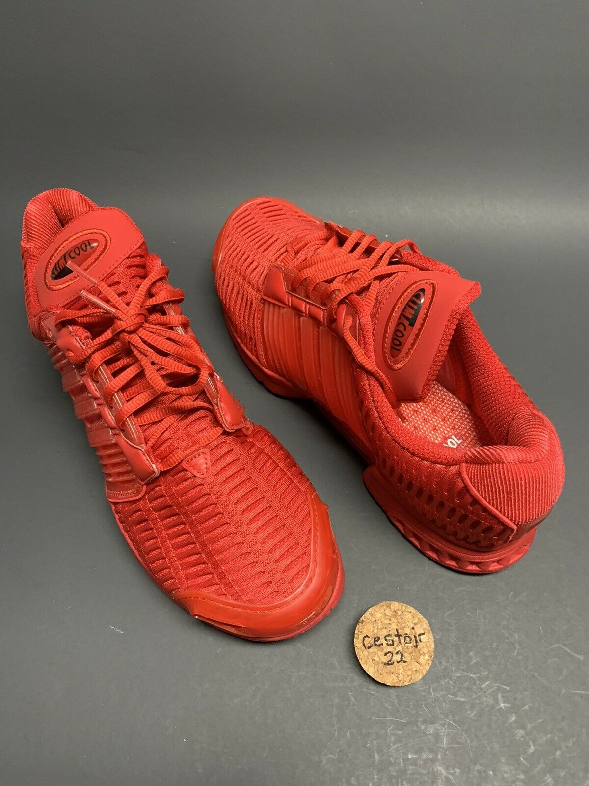 Size 11.5 - adidas Climacool 1 Triple Red 2016