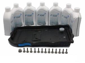 ZF-8hp70-Automatico-Caja-De-Transmision-Filtro-Liquido-Mantenimiento-Kit-con-8l