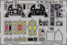 Eduard Zoom 33166 1/32 Dassault Mirage IIIE Italeri