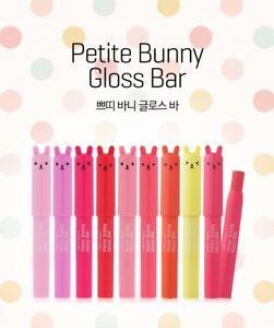 Korean-Cos-Tony-Moly-Petit-Bunny-Gloss-Bar-9Colors-Lip-Gloss-HappybuyJJ