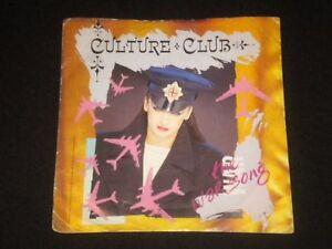 Culture-Club-The-War-Song-Vinyl-Record-7-034-Single-VS-694-1984