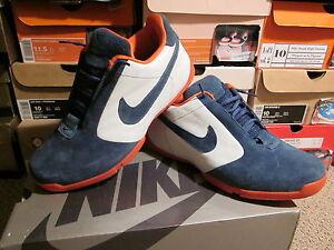 Nike-Zoom-Air-URL-SB-Size-10-Broncos-white-apollo-blue-deep-orange-Skateboarding