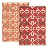 Portofino Geometric Patio Rug Collection