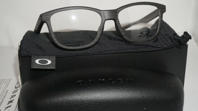 OAKLEY RX Eyeglasses Cross Step Matte Woodgrain OX8106-0352 52 16 135
