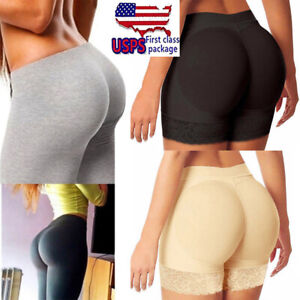 1cd39de2fdd2b Sexy Padded Butt Lifter Panty Body Shaper Fake Hip Ass Enhancer ...