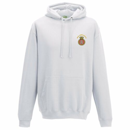 HMS Newcastle embroidered Hoodie