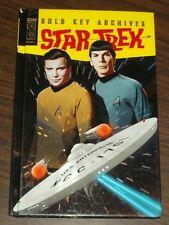 Star Trek Gold Key Archives Volume 1 IDW (Hardback)  9781613779224