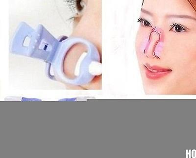 2pc/set Nose Up Shaping Shaper Lifting + Bridge Straightening Beauty Clip  HO AU