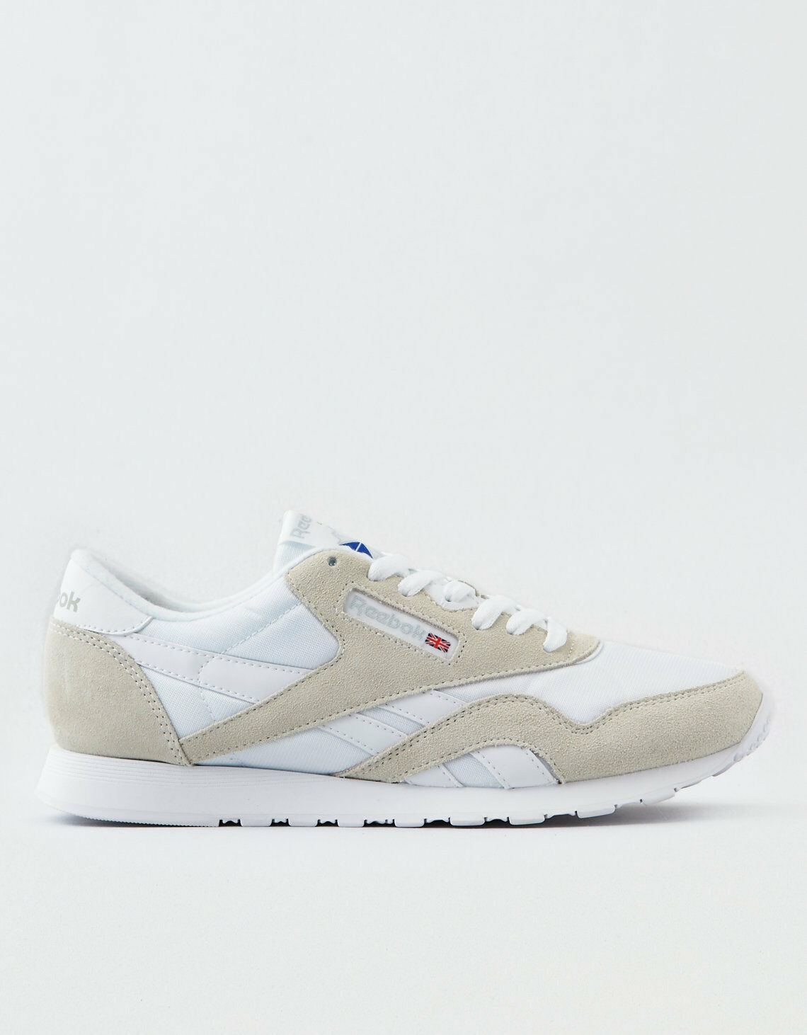 Limited-Edition Reebok X AE Uomo Classic Nylon Suede  Running Shoes NEW 9