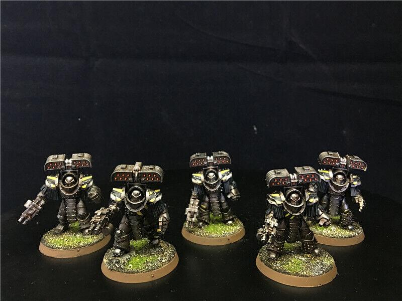 Forgevärld 30K DPS målade järnkrigarlegionen Tyrant Siege Terminators AP6895