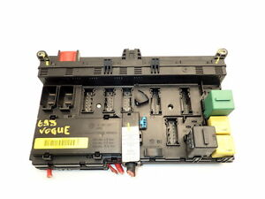 fuse box yqe500240 ref 693 2006 range rover vogue td6 l322 rh ebay co uk
