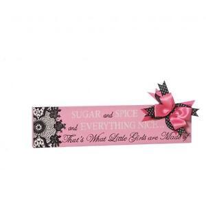 Pink Home Decor Accessories Pink Girly Sugar Spice Ebay