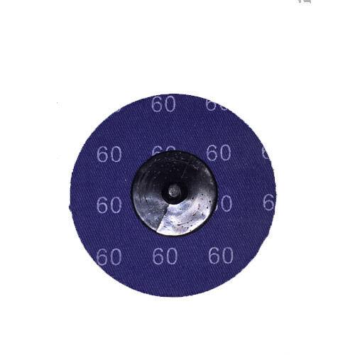 "200-3/"" Roloc A//O Quick Change Sanding Disc 60 Grit"