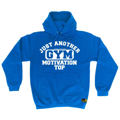 Just Another Gym Motivation SWPS HOODIE hoody birthday gift workout gym training