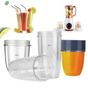 Fuer-Nutribullet-Mixer-Cups-Juicer-Mixer-Becher-Tasse-Ersatzteile-600-900-Watt
