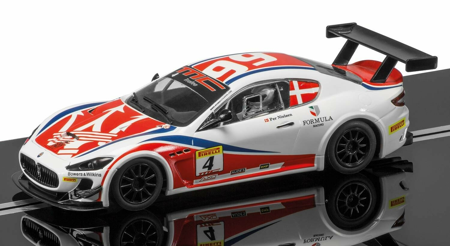Scalextric C3572 Maserati Trofeo, Website Exclusive