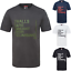 THE-NORTH-FACE-TNF-Walls-Climbing-Cotton-T-Shirt-Short-Sleeve-Tee-Mens-All-Size thumbnail 1