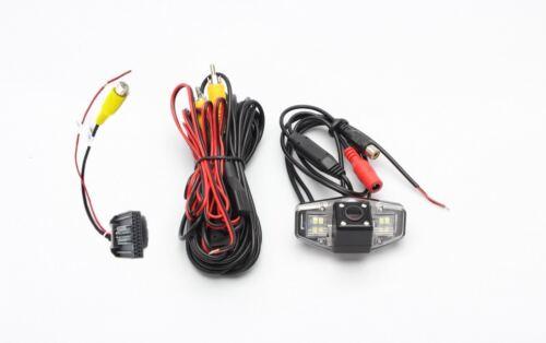 Rear View Camera /& Backup Camera  Wire T-Harnes for Honda Accord 1998-2011