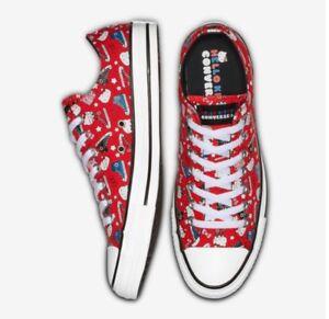 79b413c1c91c NIB Converse x Hello Kitty Chuck Taylor All Star Low Top Sneakers ...