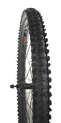 "Pro-air Economy Bmx Tyre 20"" X 1.75 Knobbly Tread Mtb Bike Bicycle Cycle Tire Fortgeschrittene Technologie üBernehmen"