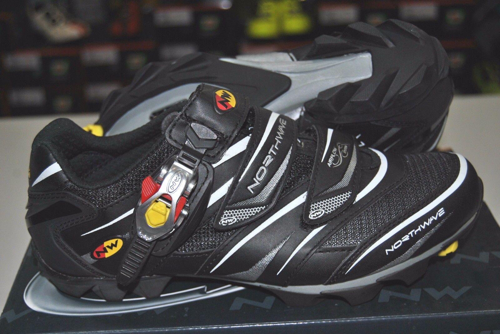 MTB-Schuhe/Spinnfischen Northwave LIZZARD SBS schwarz/Schuhe MTB Blac