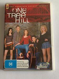 One-Tree-Hill-Season-2-DVD-Region-4-Free-Post-Ausssie-Seller-Free-Post