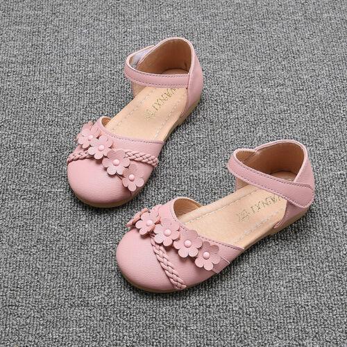 2019 Été Enfants Filles Sandales Enfants Princesse étudiants Chaussures Mariage Fête